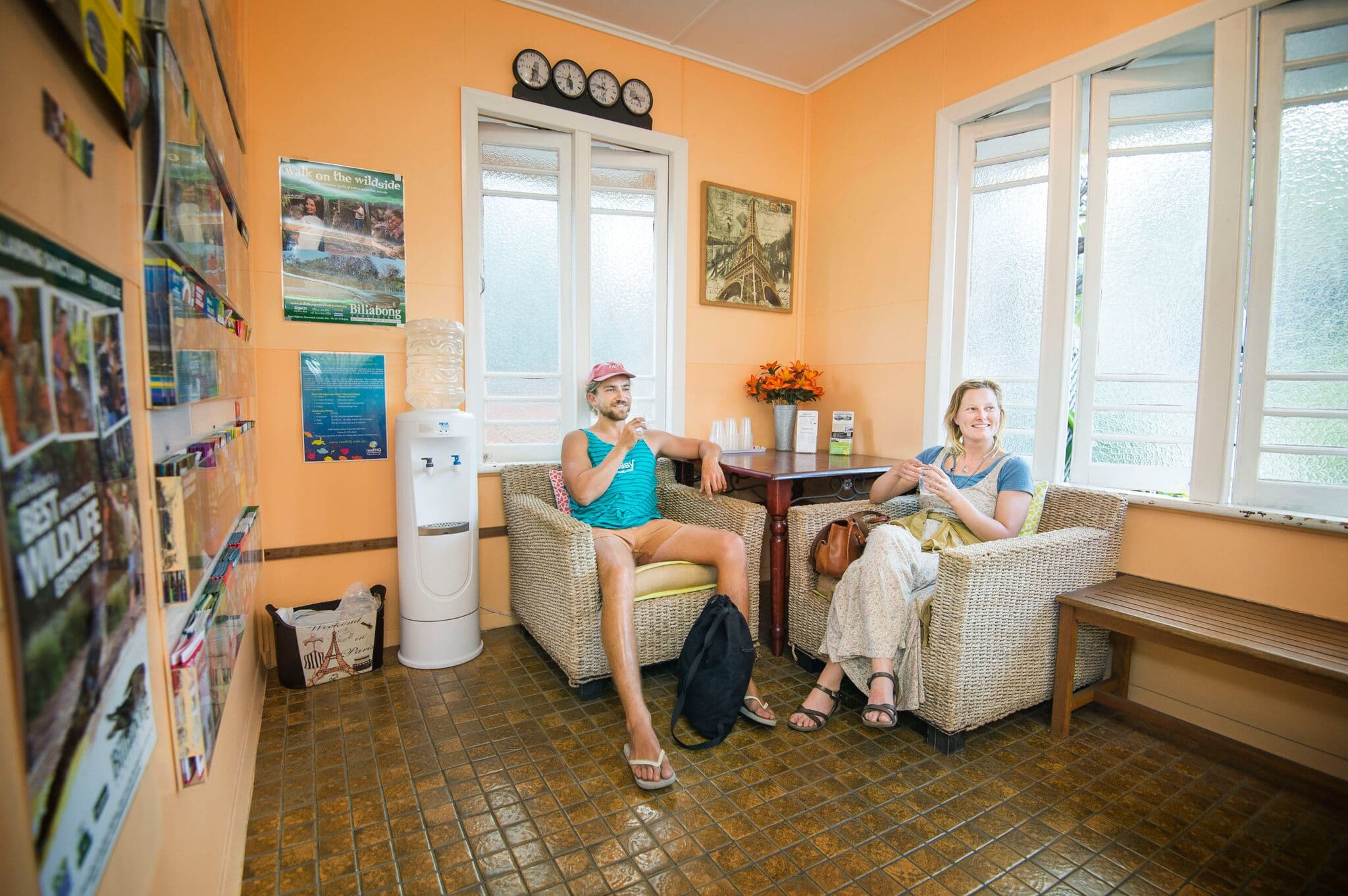 Civic Guest House Backpackers Hostel