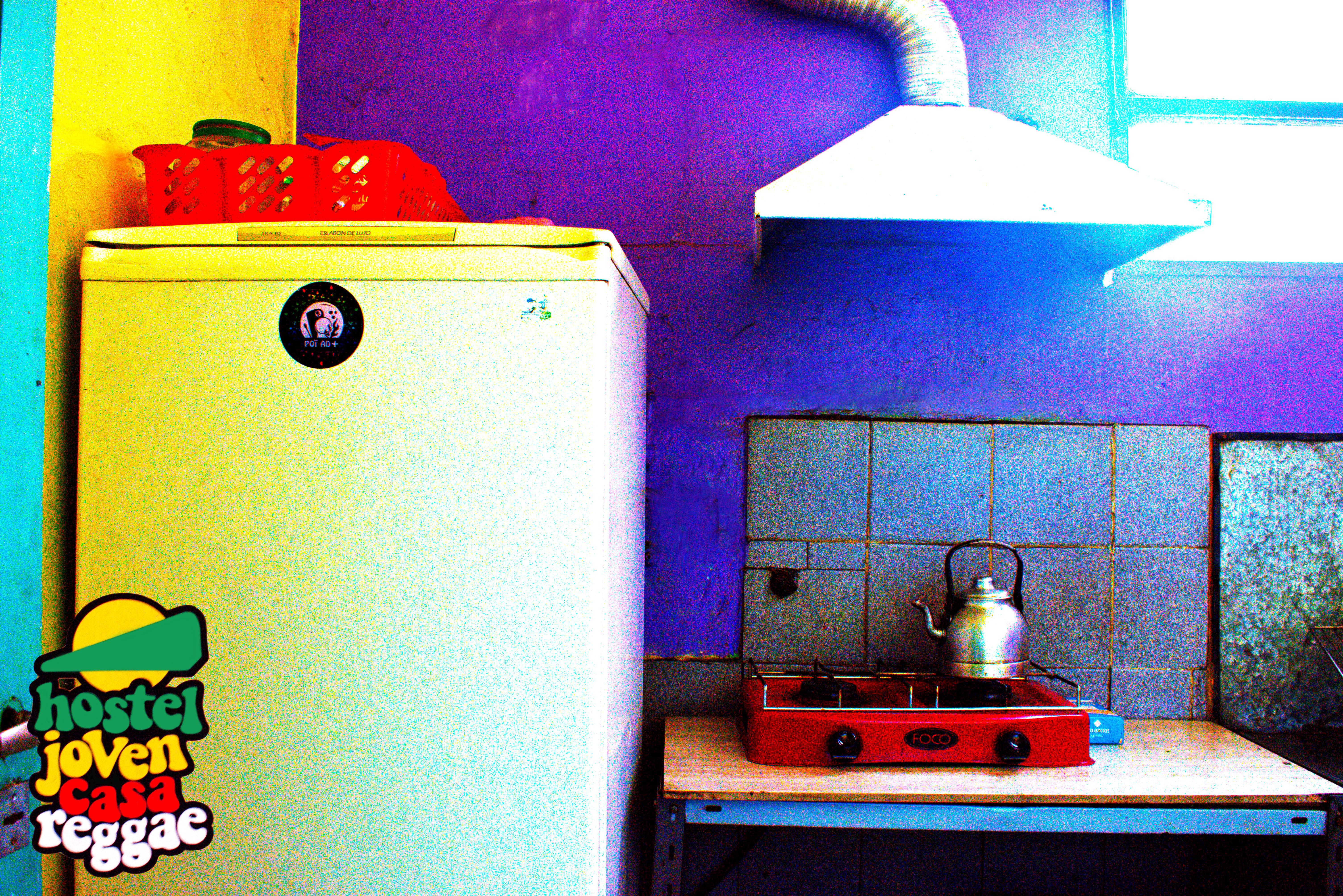 HOSTEL - Hostel Joven Casa Reggae