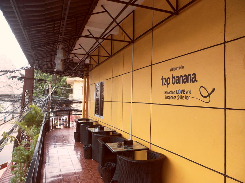 HOSTEL - Top Banana Guest House