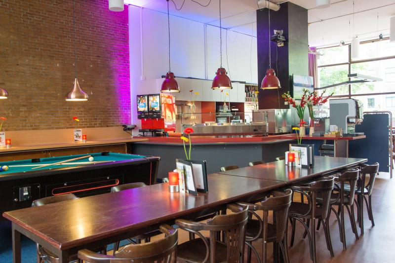 HOSTEL - Stayokay Amsterdam Stadsdoelen