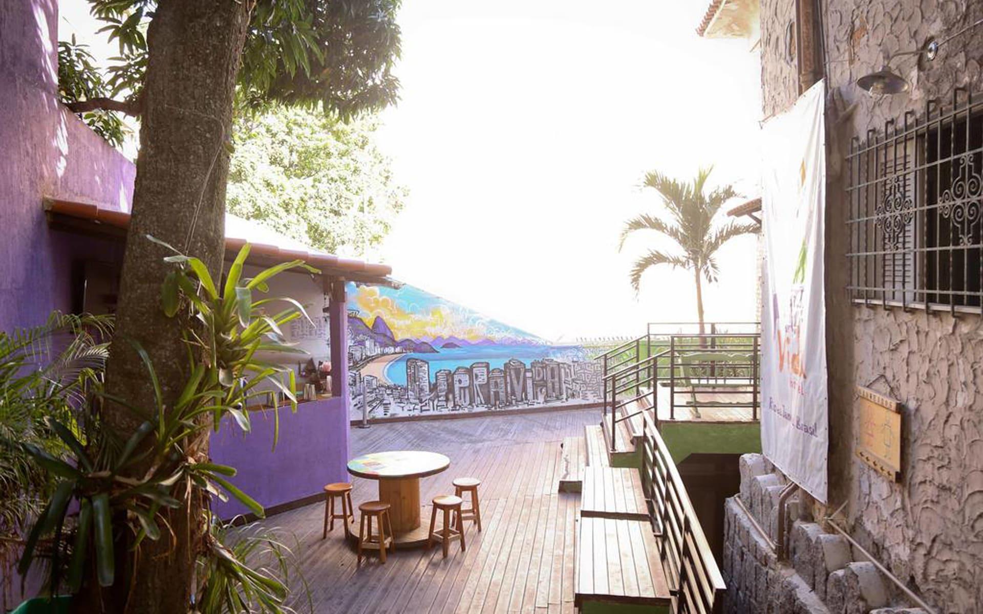 HOSTEL - Pura Vida Hostel Rio de Janeiro