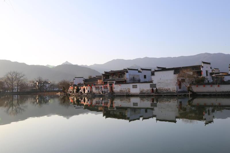 Qing He Yue Hostel Hong Cun Village