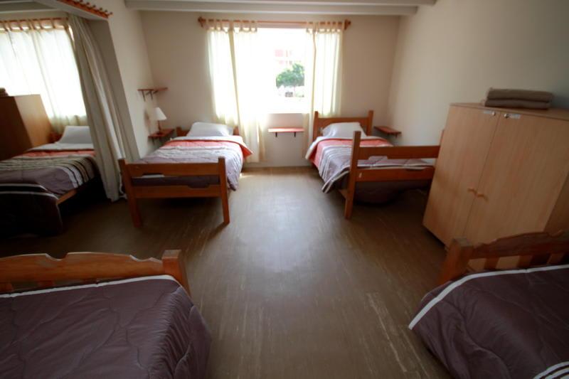 HOSTEL - Eurobackpackers Hostel