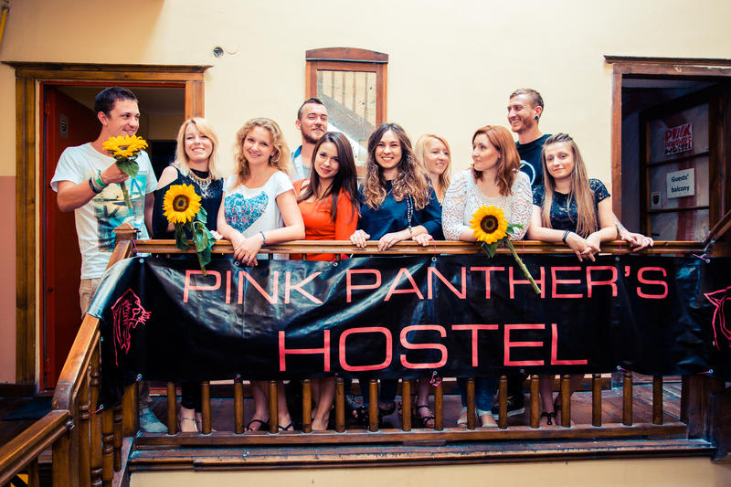 Pink Panther's Hostel