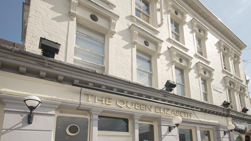 Queen Elizabeth Chelsea