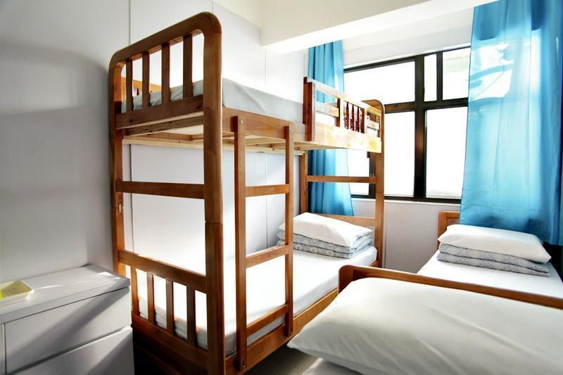 HOSTEL - Ah Shan Hostel Hong Kong
