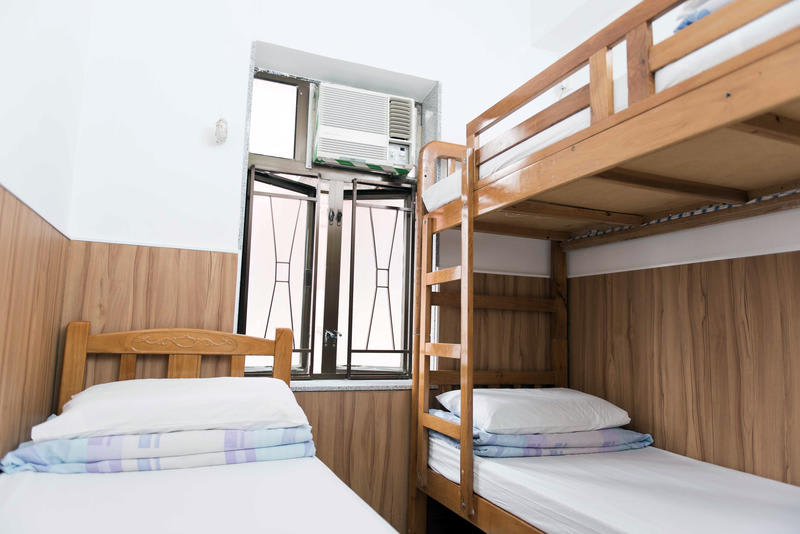 Ah Shan Hostel Hong Kong