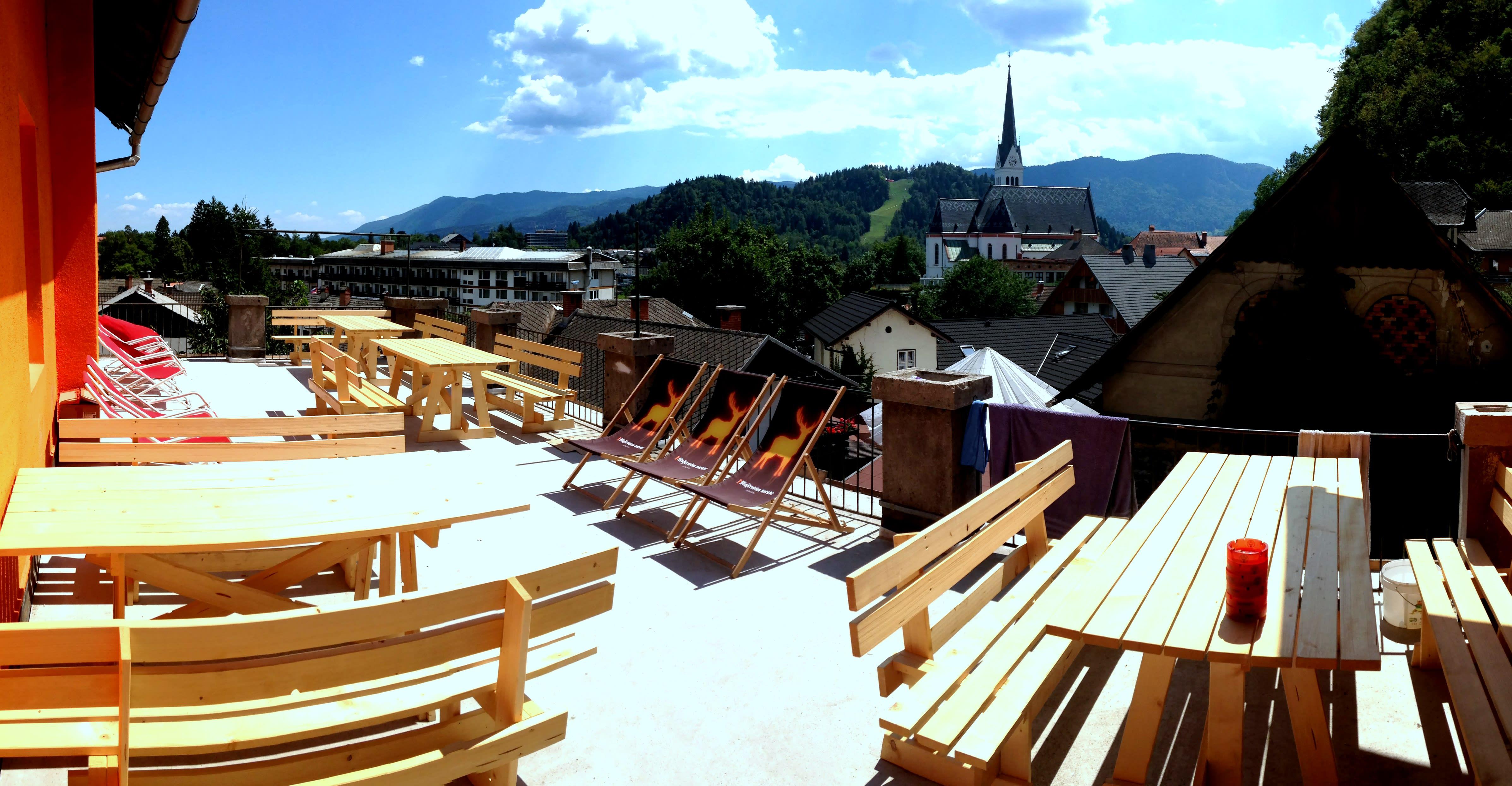 Castle Hostel 1004 - Bled