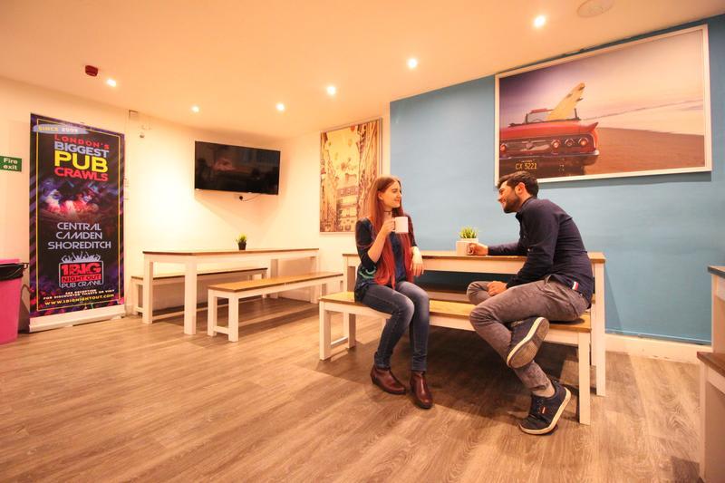 HOSTEL - Smart Hyde Park Inn Hostel