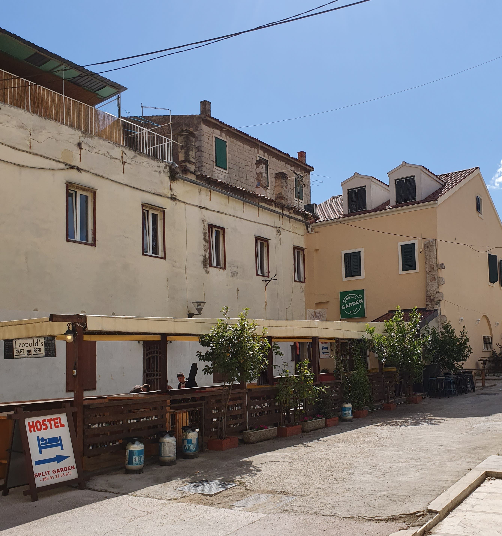 HOSTEL - Hostel Split Garden