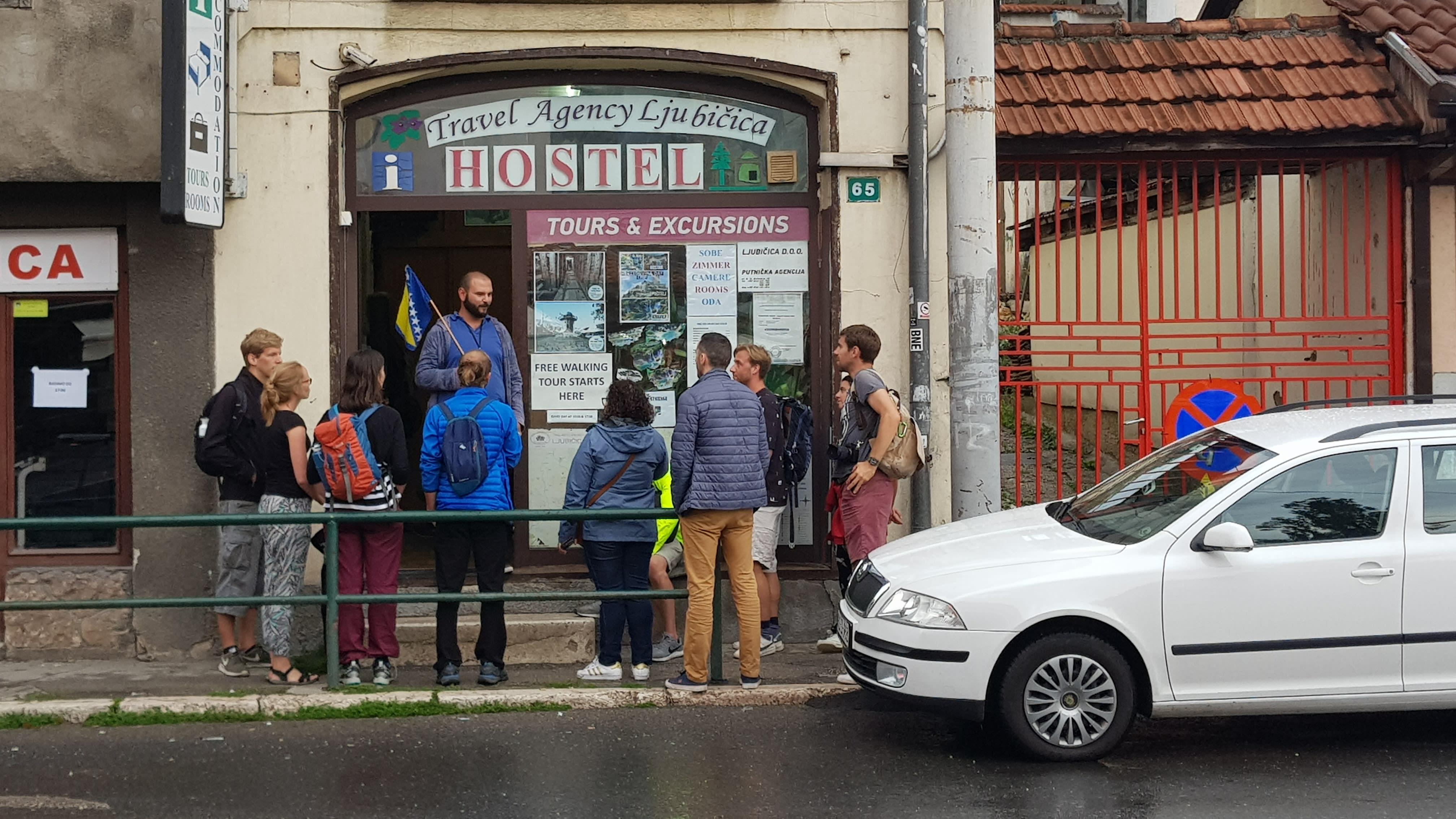 HOSTEL - Hostel Ljubicica