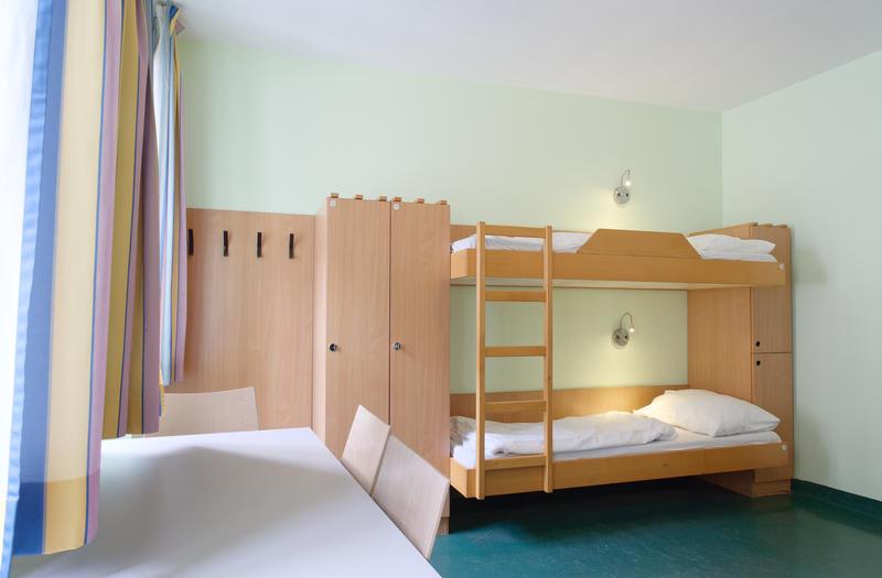 Hostel Wien - Myrthengasse (HI)