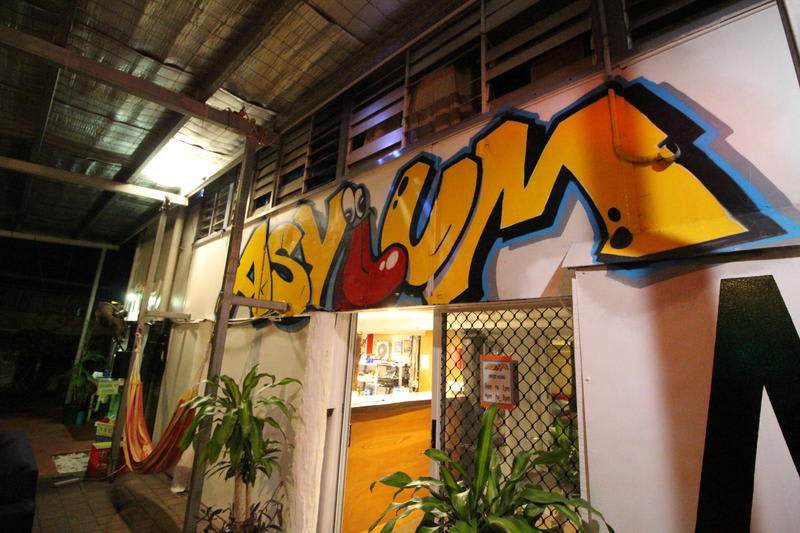 HOSTEL - Asylum Cairns