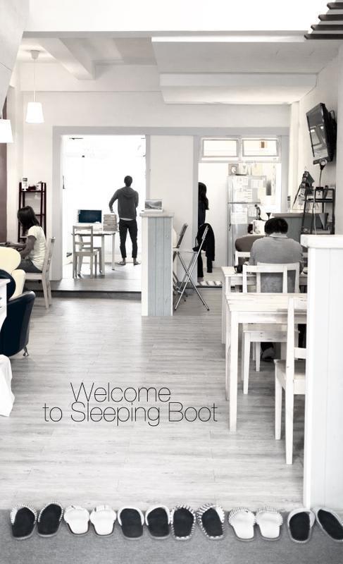 Sleeping Boot Backpacker Hostel