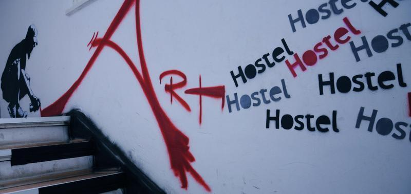 HOSTEL - Art-Hostel Riverside