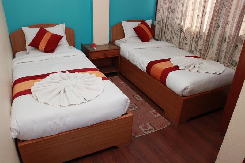HOSTEL - Shree Tibet Family Guest House
