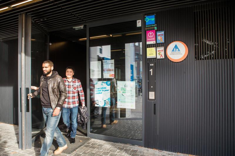 HOSTEL - Antwerp Central Youth Hostel