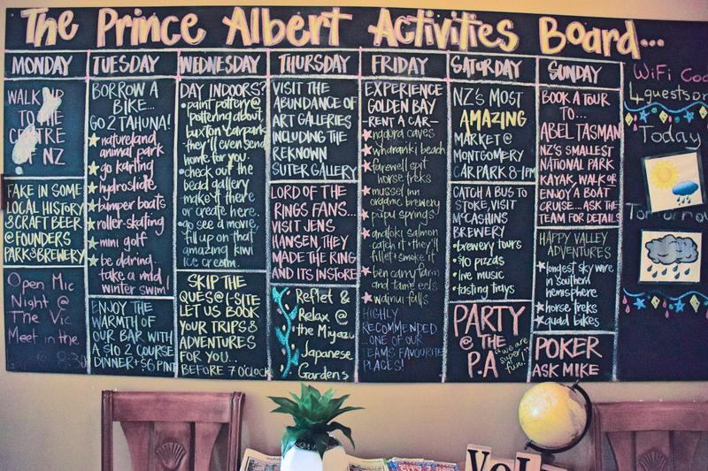Prince Albert Backpackers (formerly Fern Lodge)