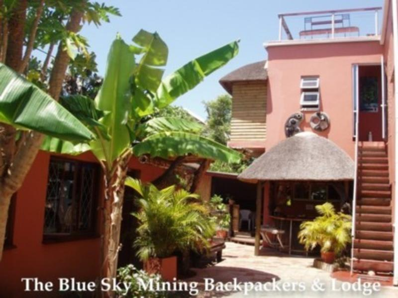 Blue Sky Mining Backpackers & Lodge