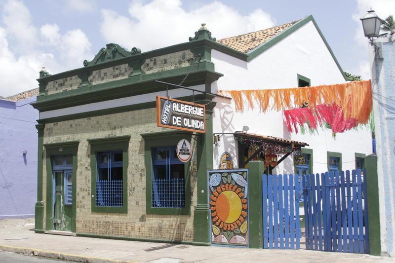 HI Albergue de Olinda
