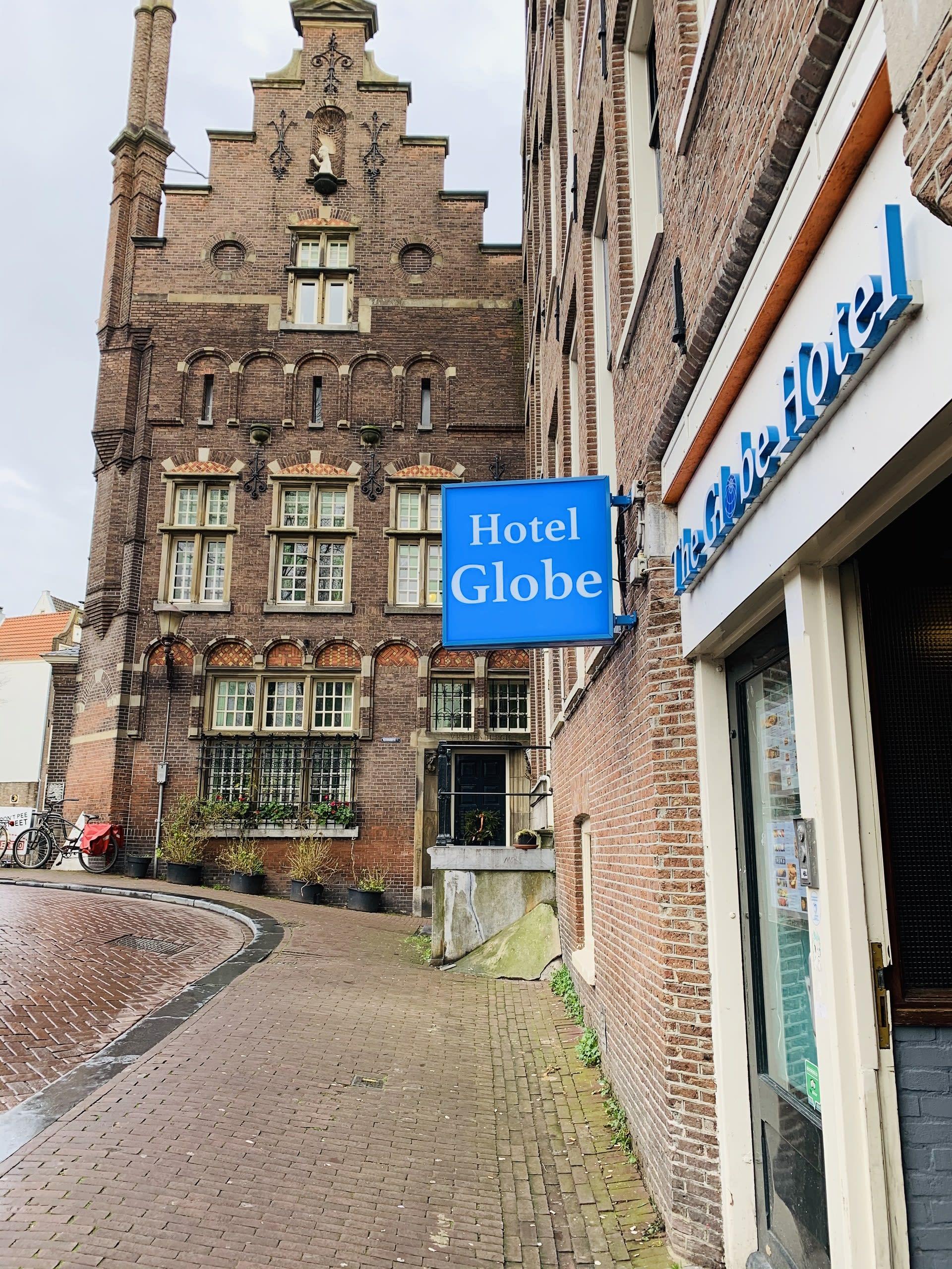 Hostel the Globe Center