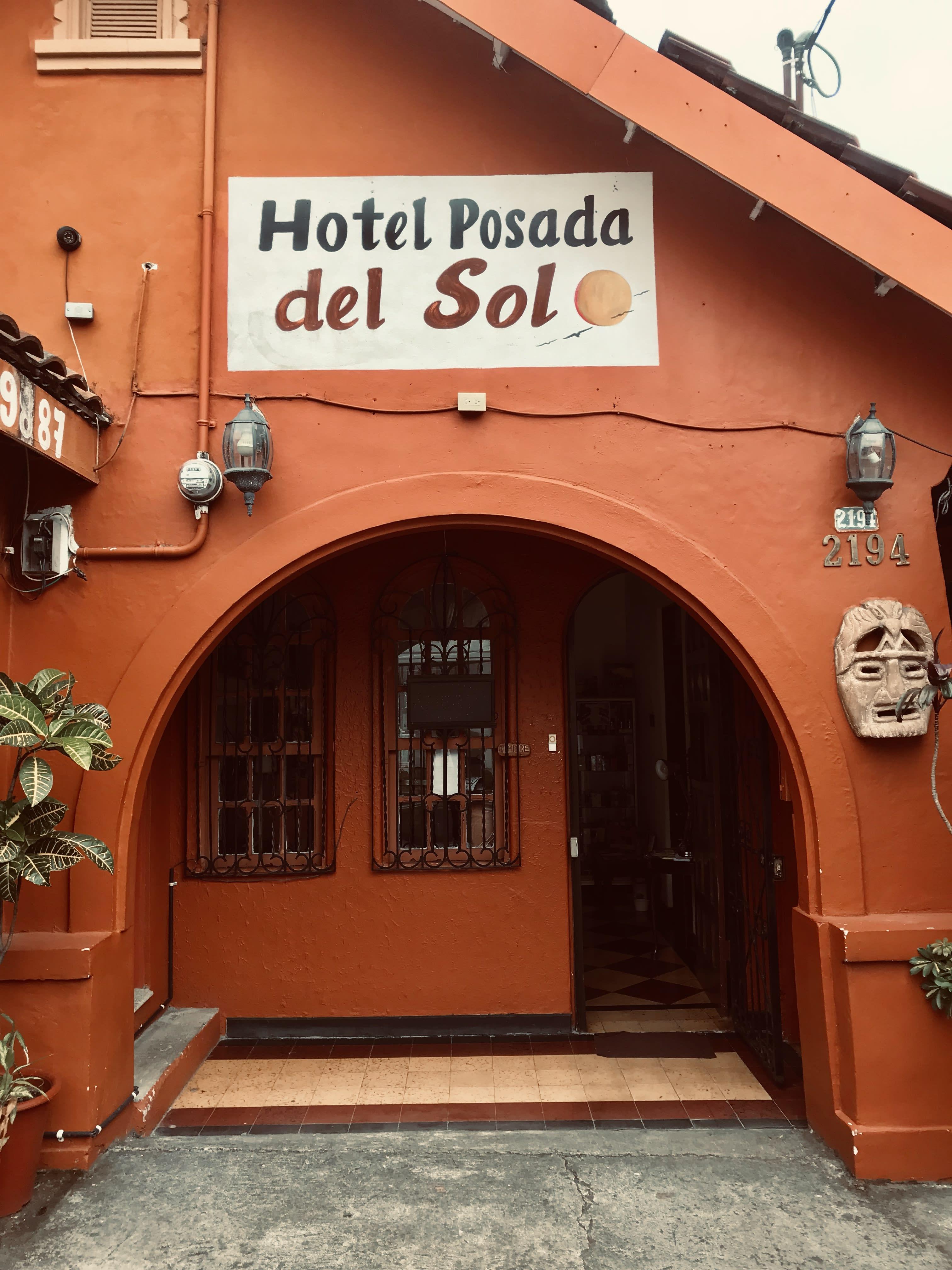 HOSTEL - Hotel Posada del Sol