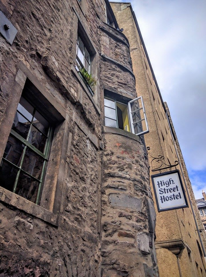 HOSTEL - High Street Hostel