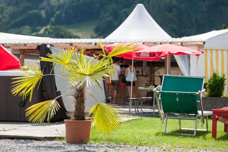HOSTEL - The Tent Village