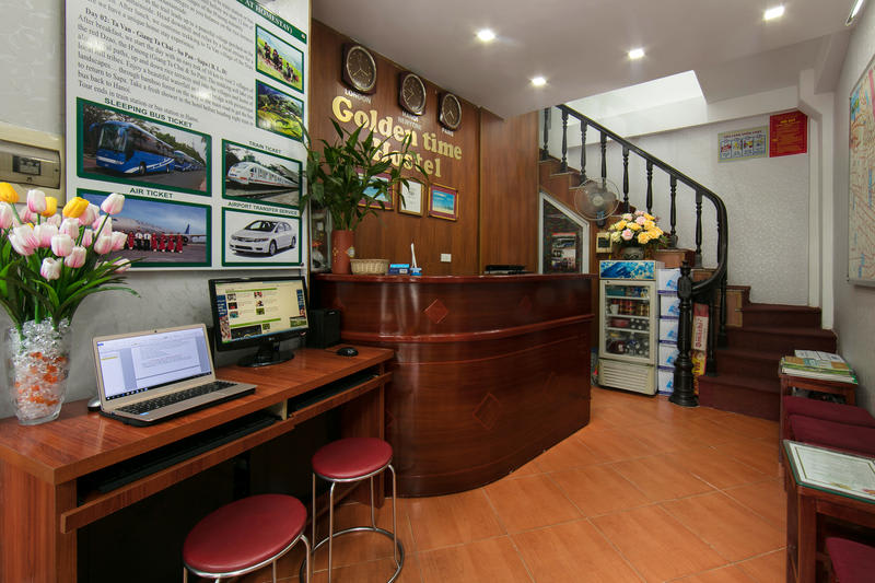 HOSTEL - Golden Time Hostel