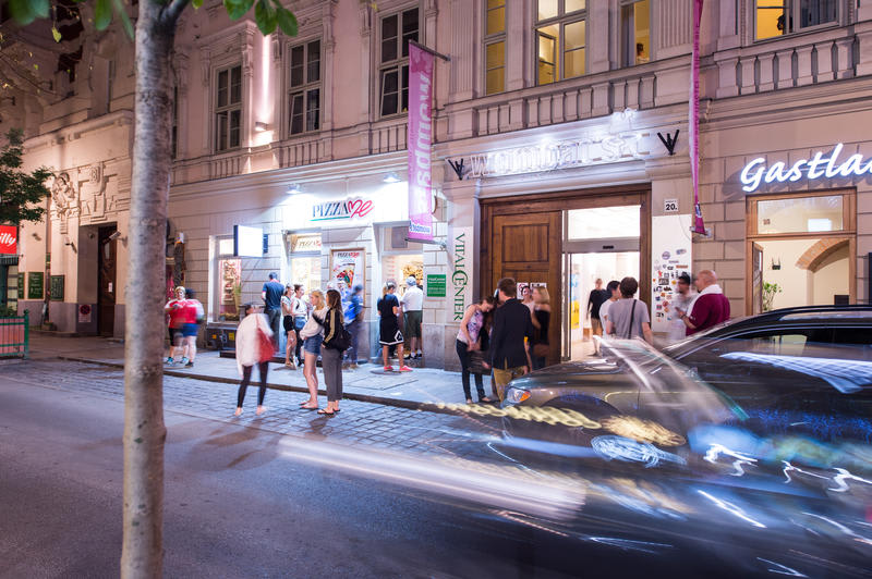 HOSTEL - Wombats City Hostel Budapest