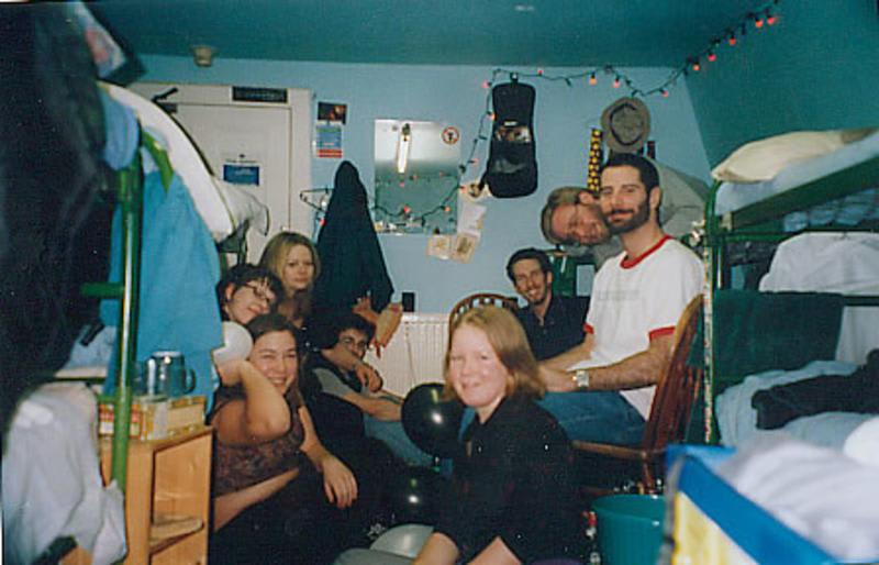 HOSTEL - Princes Street Backpackers East