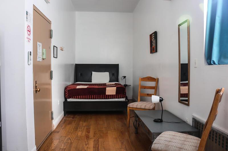 NY Moore Hostel