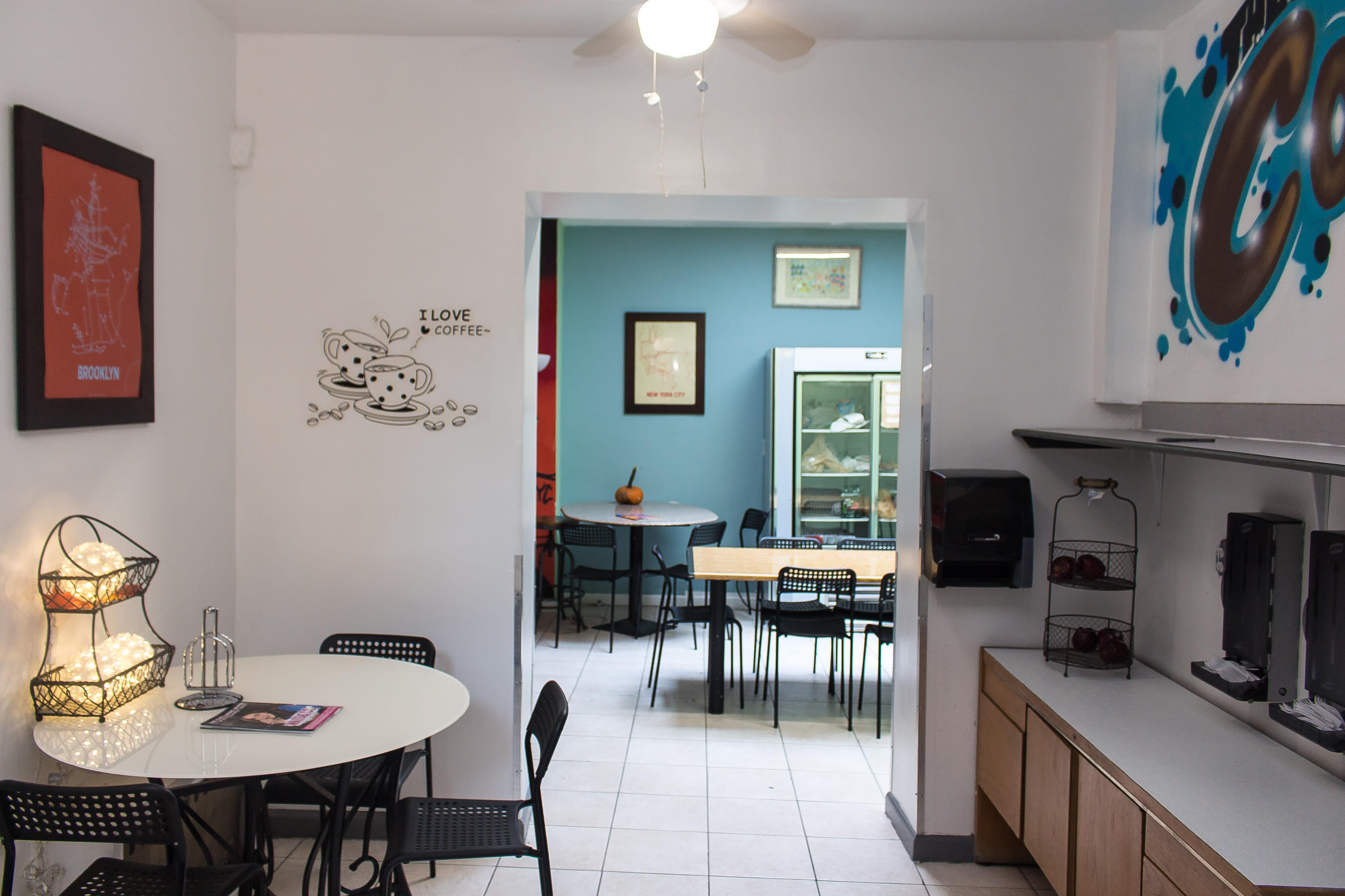 HOSTEL - NY Moore Hostel
