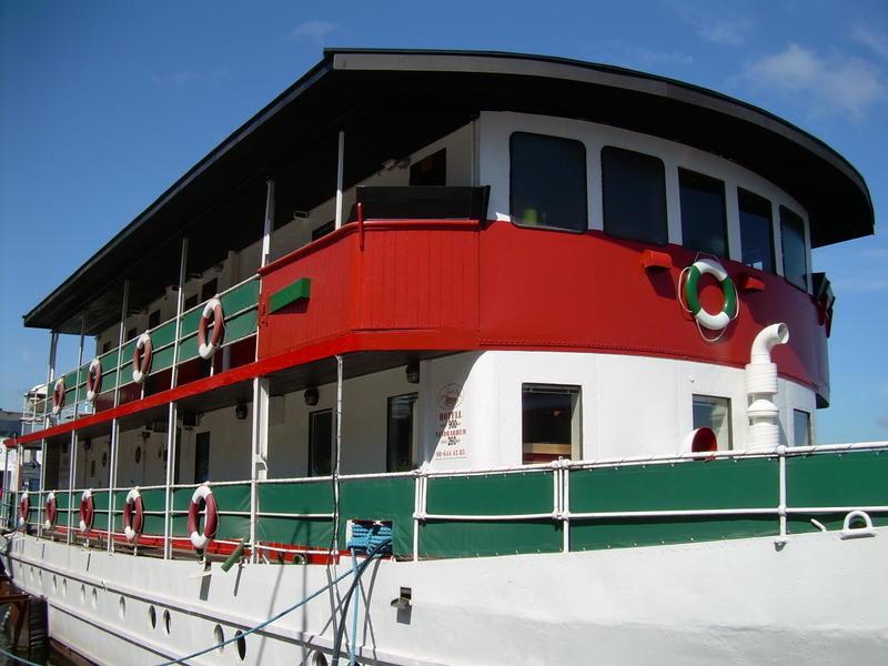 The Red Boat Mälaren