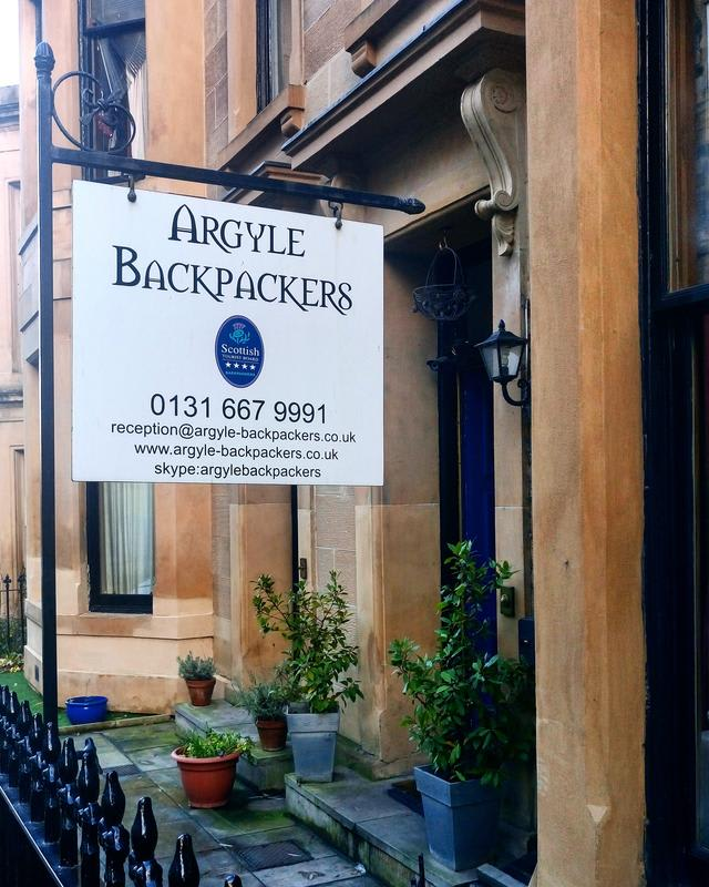 HOSTEL - Argyle Backpackers