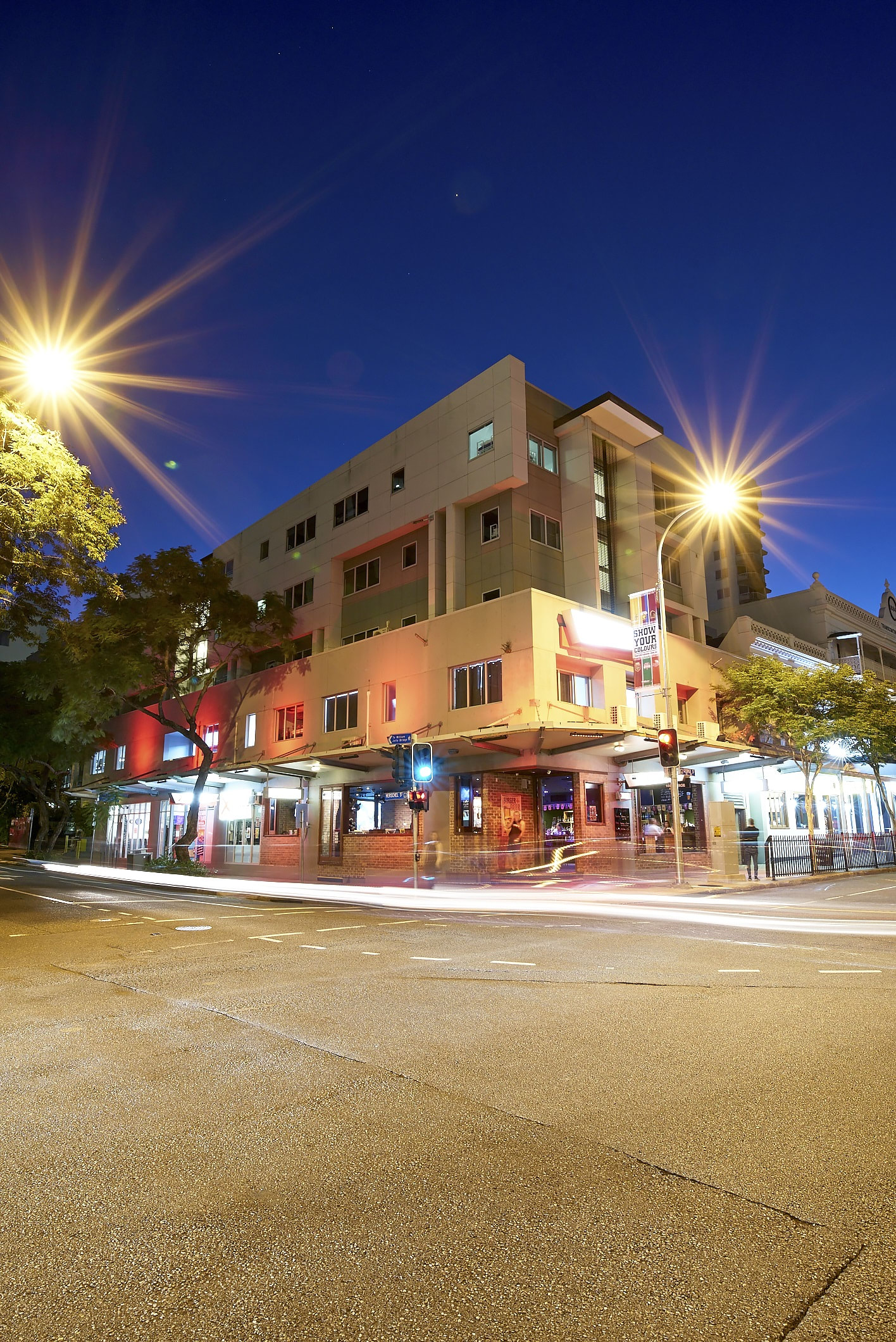 HOSTEL - Base Brisbane Uptown (formerly Tinbilly)