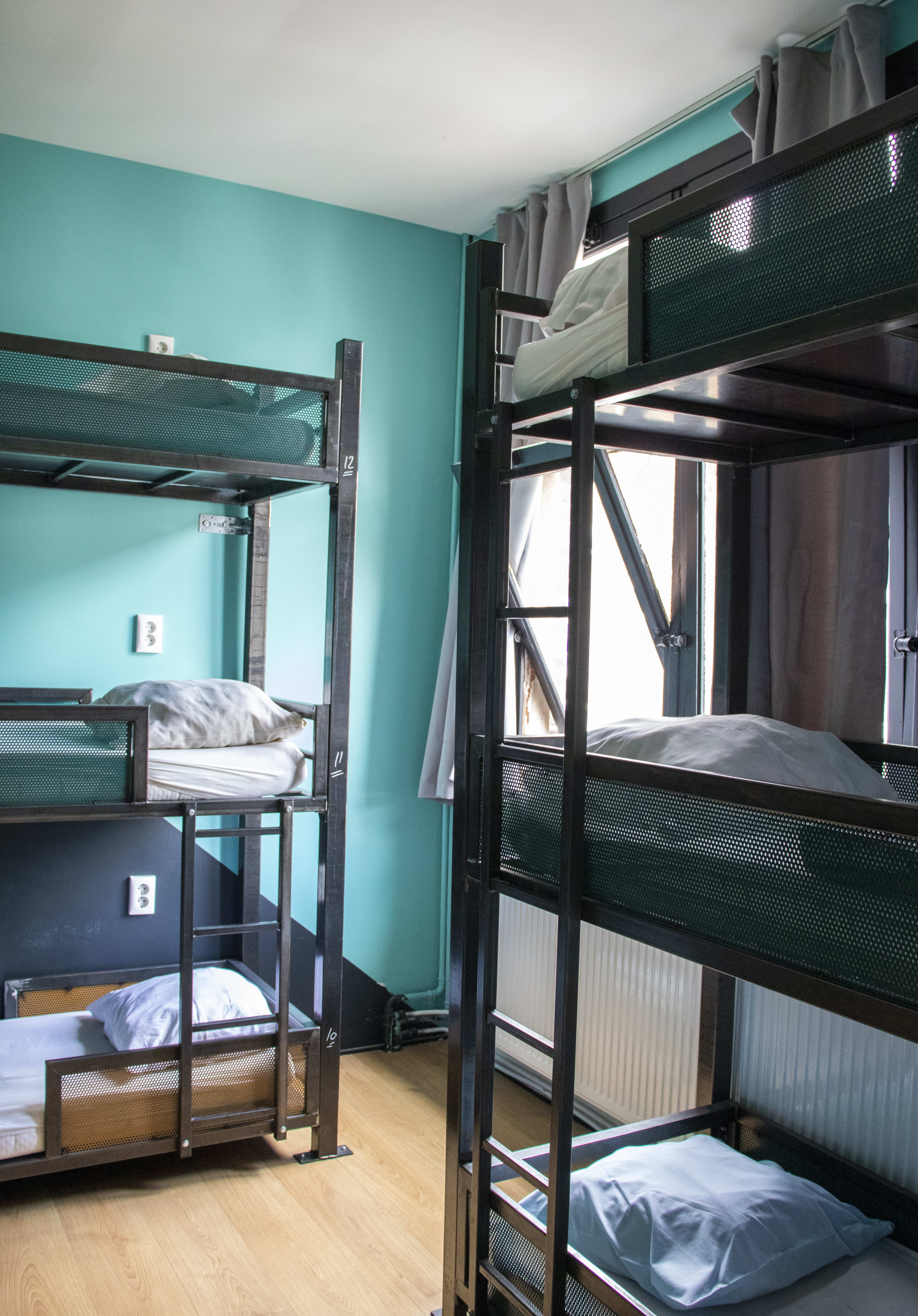 Amsterdam Hostel Leidseplein