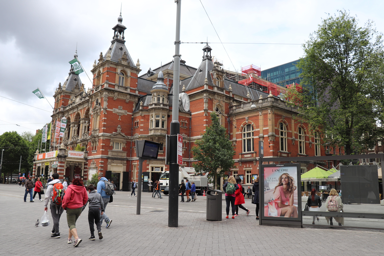 HOSTEL - Amsterdam Hostel Leidseplein