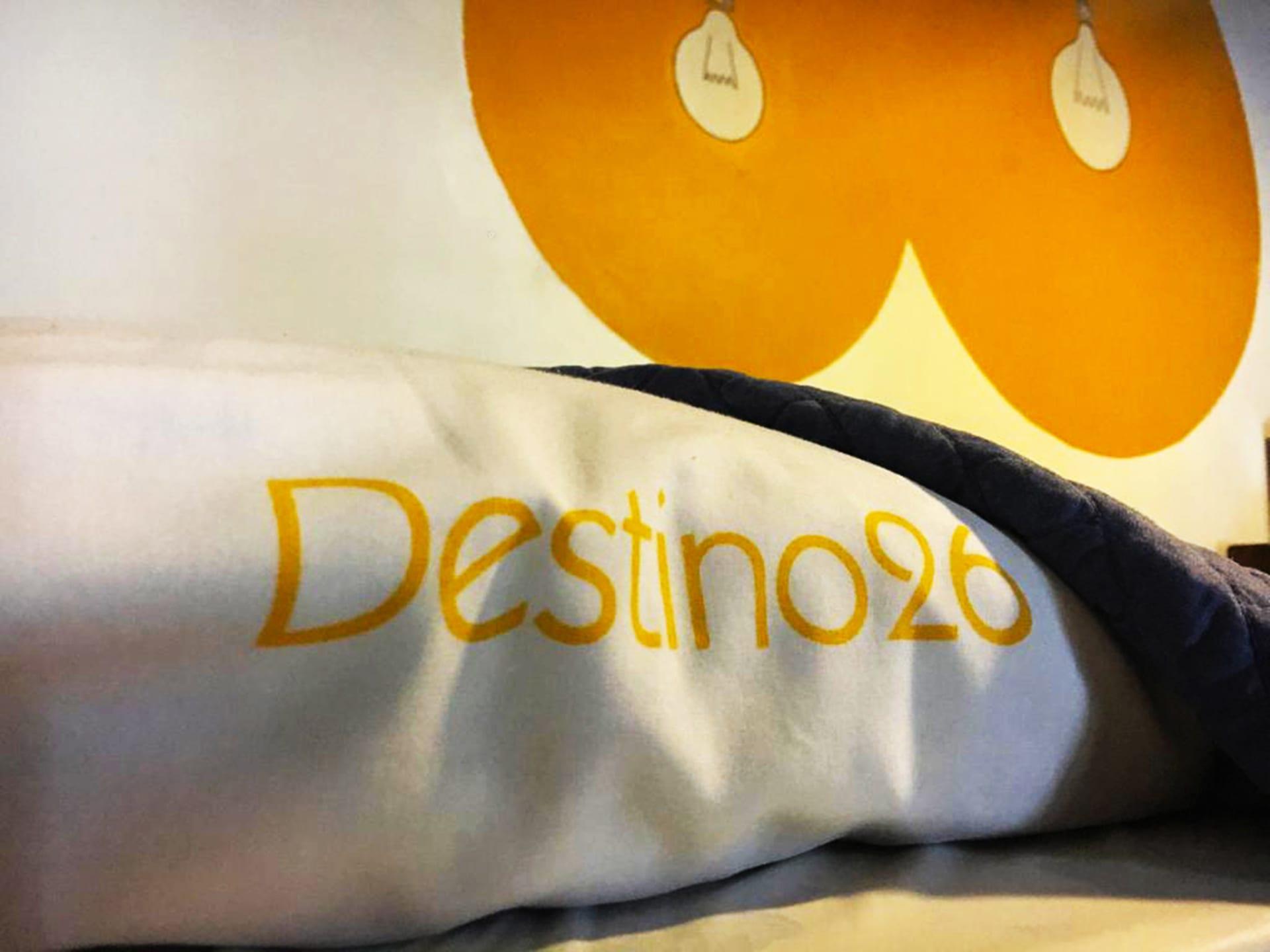 HOSTEL - Destino26