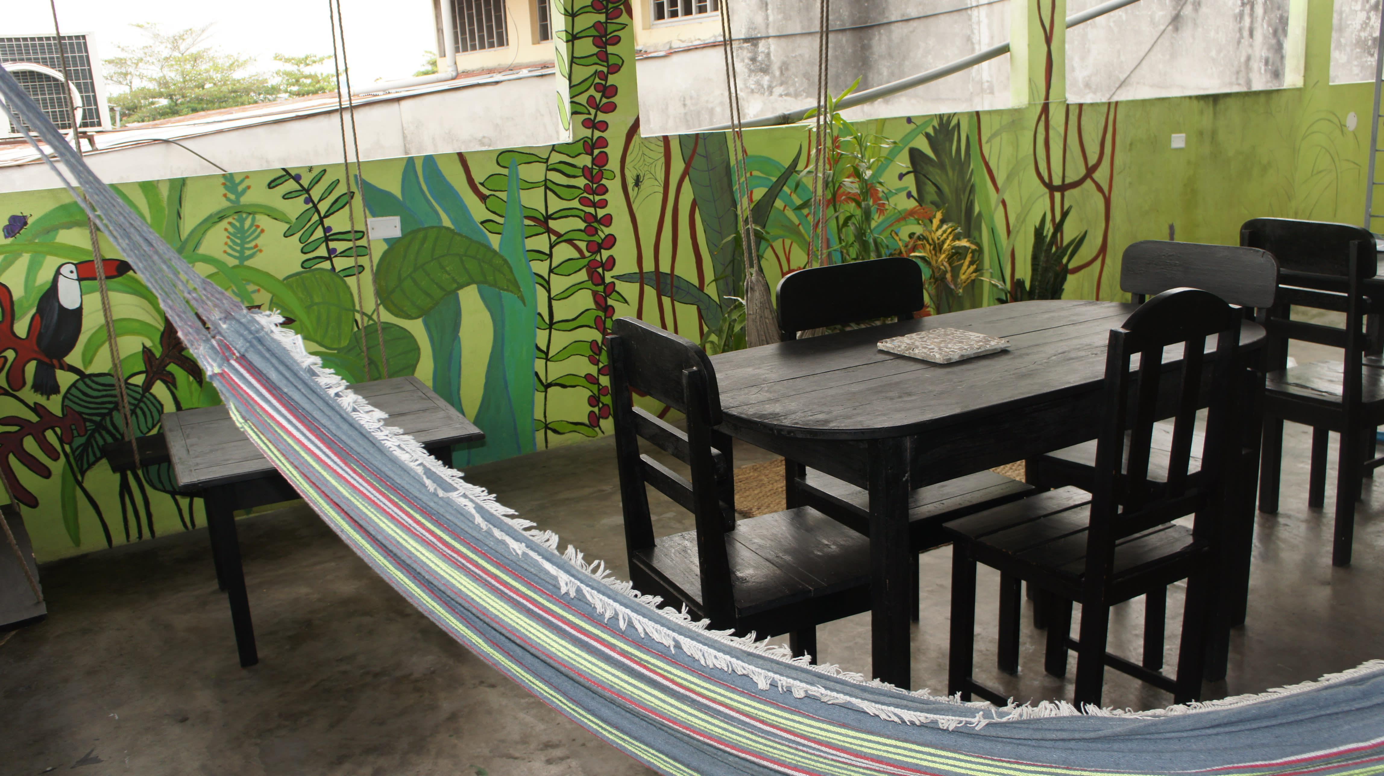 Green Track Hostel