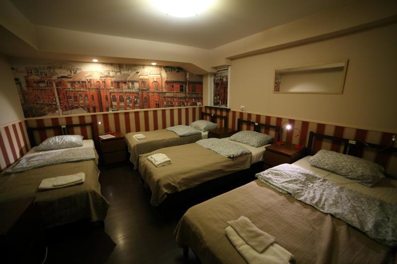 Zokol Hostel