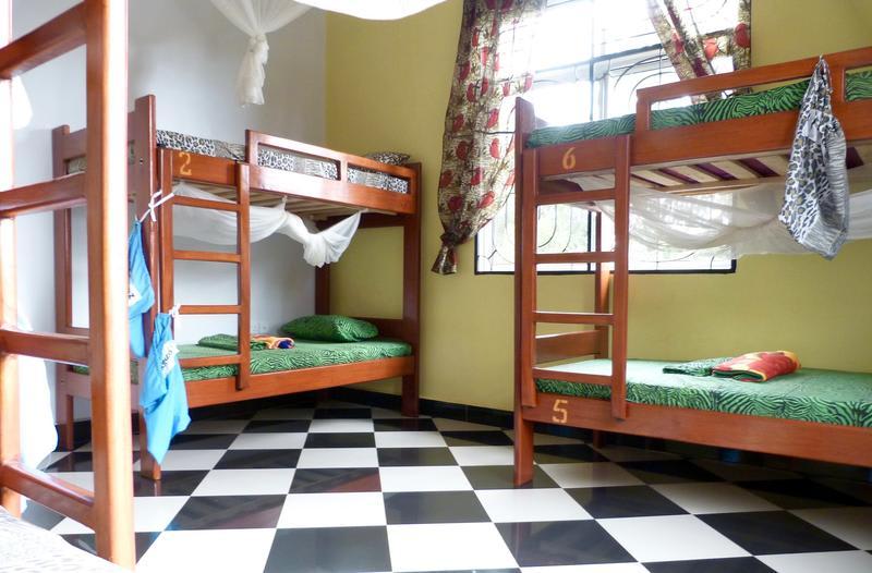 HOSTEL - Rafiki Backpackers & Guesthouse
