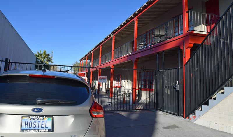 HOSTEL - Sin City Hostel