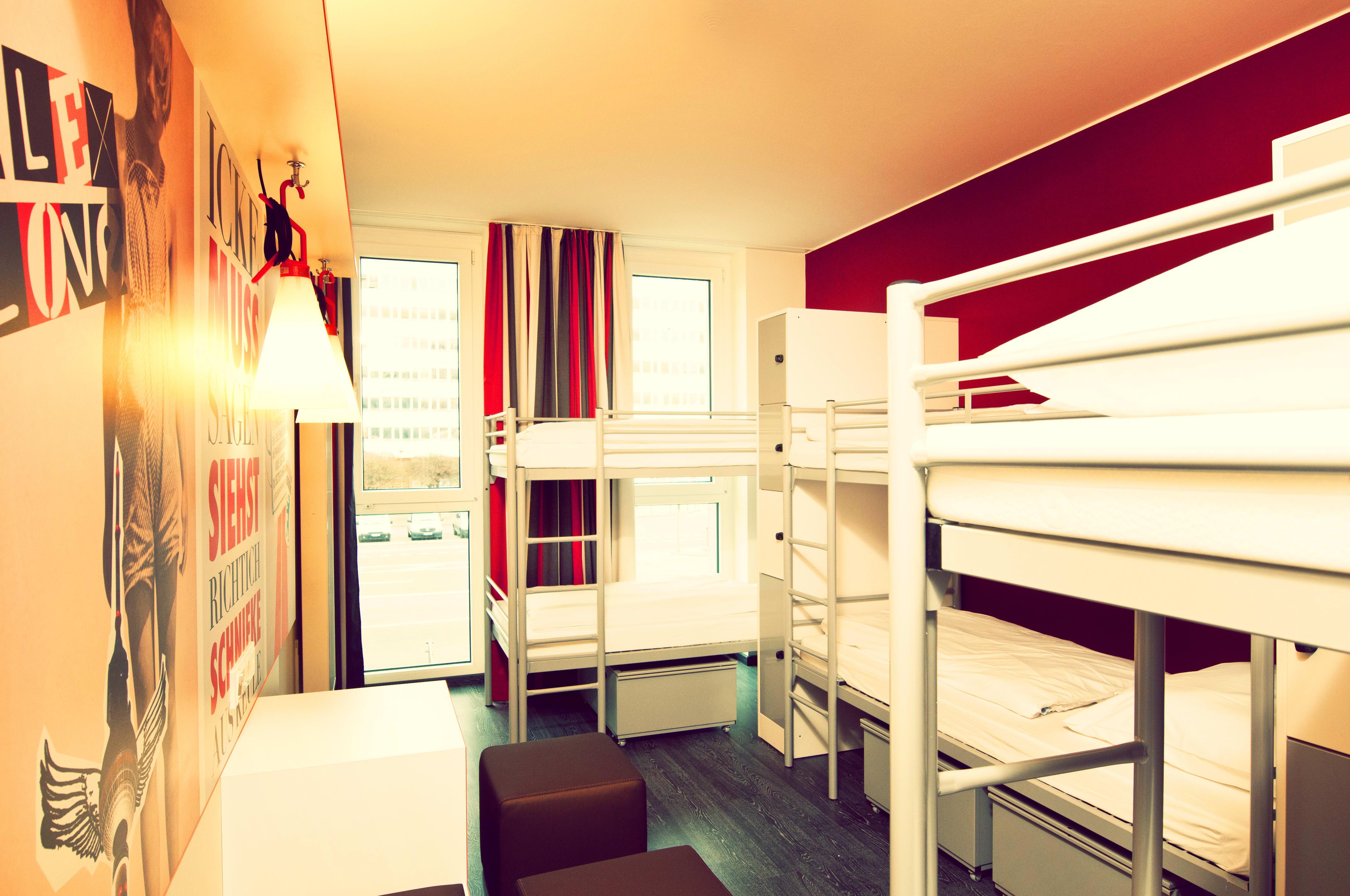 ONE80º Hostel - Alexanderplatz