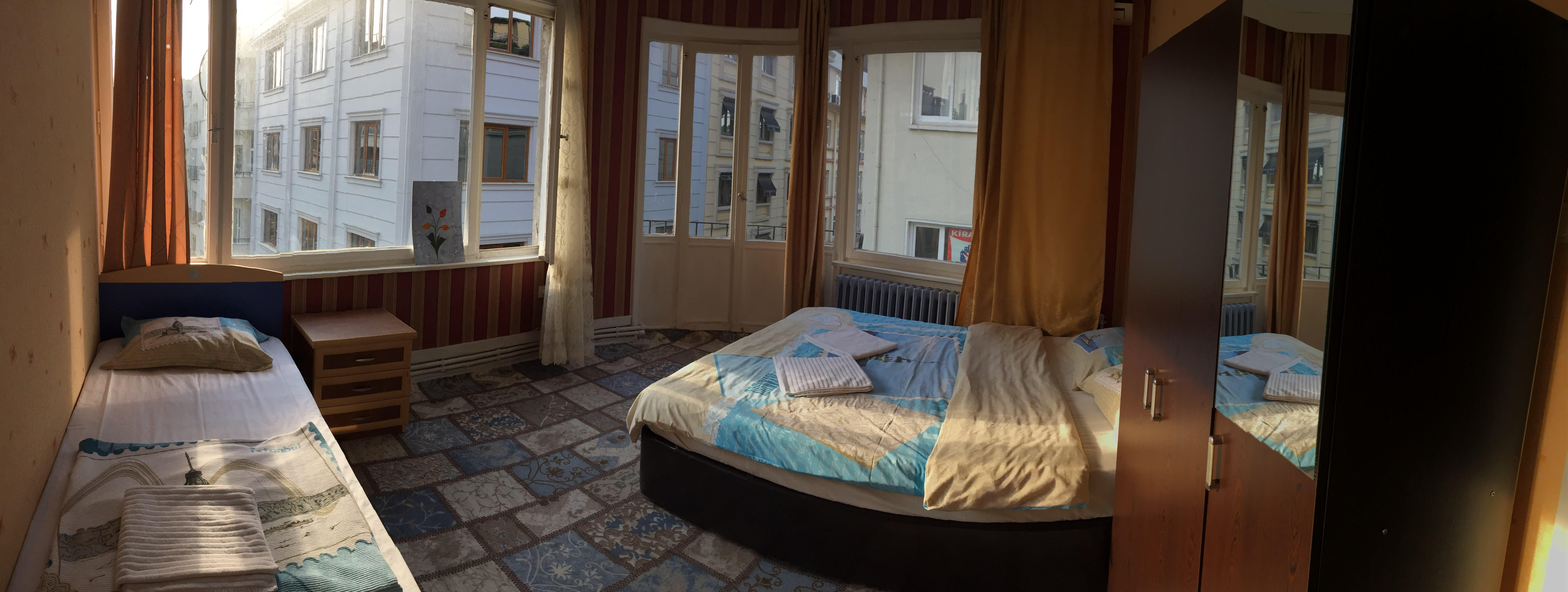Castle Hostel Istanbul
