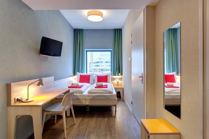 HOSTEL - MEININGER Amsterdam City West