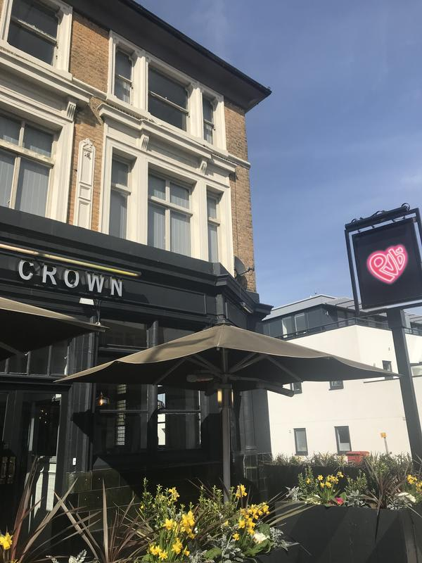 FRESH @ The Crown, Clapham