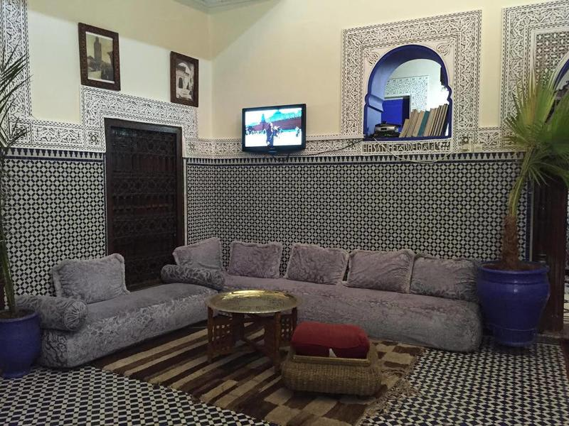 HOSTEL - Riad Atlas Mejbar