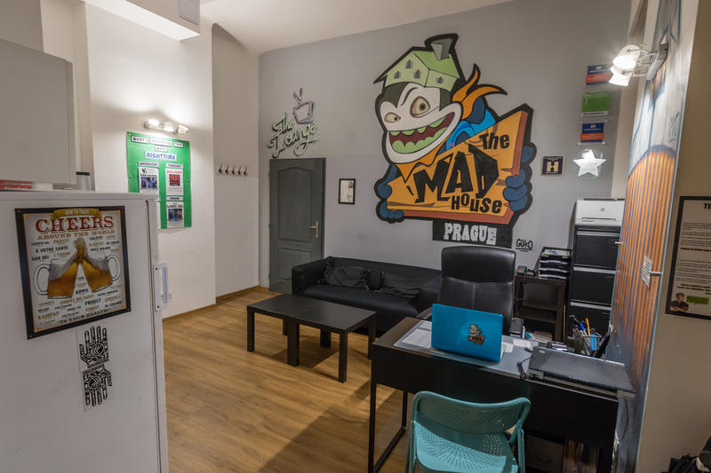 HOSTEL - The MadHouse Prague