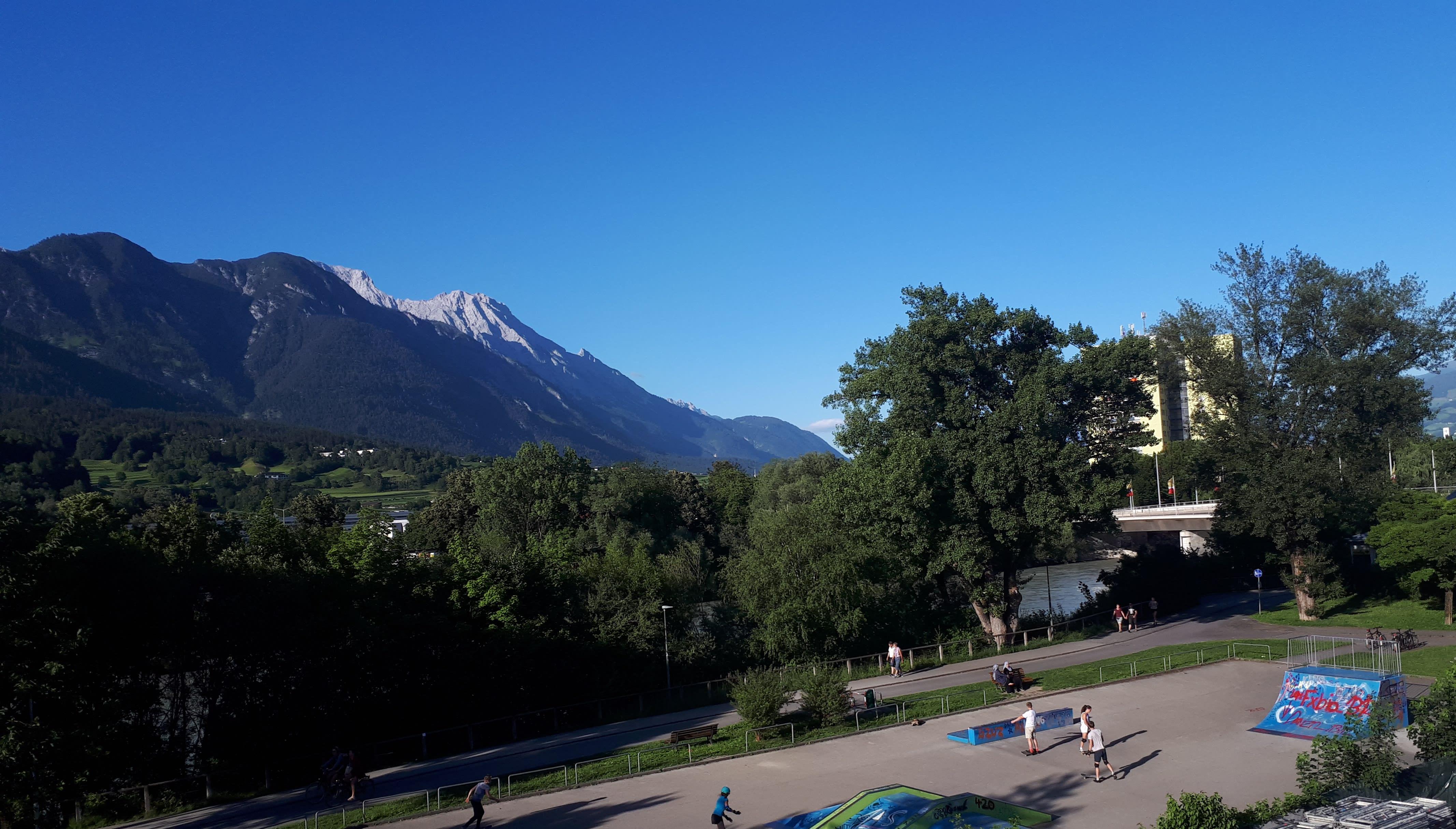 Youth Hostel Innsbruck
